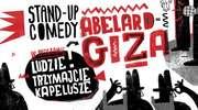"""Abelard Giza: Stand-up comedy - """"Ludzie Trzymajcie Kapelusze"""""""