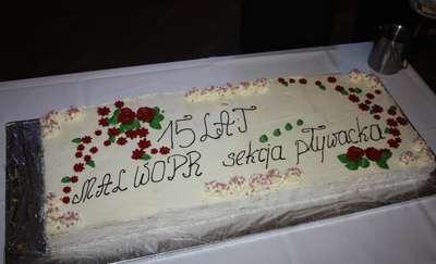 Niespodzianka na 15-lecie MAL WOPR Malbork