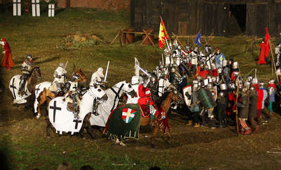 Great Historical Reenactment The Siege of Malbork