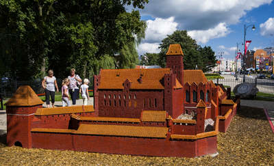 Miniature of the Castle