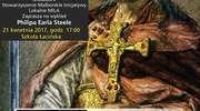 """Wykład Philipa Earla Steele - """"Nawrócenie i chrzest Mieszka"""""""