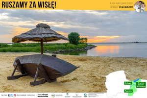 """""""Ruszamy za Wisłę!"""" - zwiedzaj Powiśle, Żuławy i Krainę Zalewu Wiślanego z Kasią i Maciejem"""
