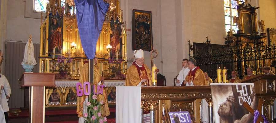 Orioniści, kościół św. Jana Chrzciciela, jubileusz