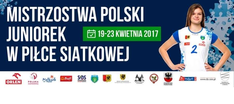 Finał Mistrzostw Polski Juniorek 2017