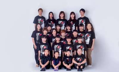 Japońscy tancerze na Festiwalu Kultury Dawnej w ramach wymiany z Balbinami