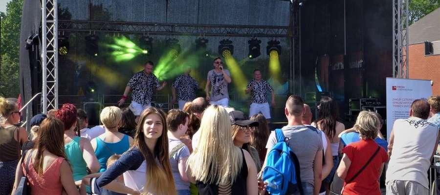 Festiwal Szwajcarski - tak bawił się Malbork 20 maja