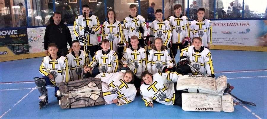 UKS Bombek SP3 mistrzem Polski w hokeju na rolkach w kategorii młodzik