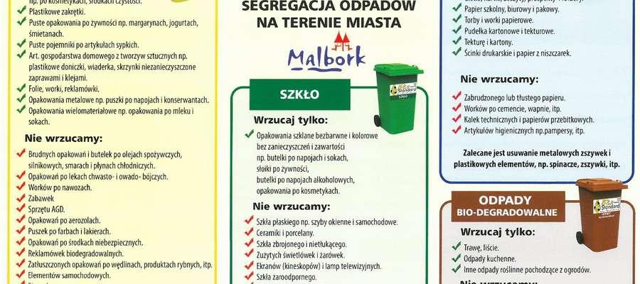 Od lipca nowe zasady segregacji śmieci - brązowy pojemnik  na odpady biodegradowalne