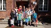 Młodzież z Wołkowyska z wizytą w Malborku