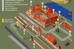 Oblężenie Malborka 2017 - sprawdź program