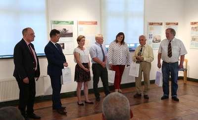 Kolejna wystawa Stowarzyszenia Wspierania Szpitala Jerozolimskiego w Malborku