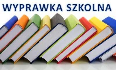 """Dofinansowanie zakupu podręczników w ramach Rządowego programu """"Wyprawka Szkolna"""""""