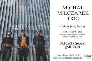 Michał Milczarek Trio, czyli modern jazz, rock, elektronika i free jazz w Spiżarni