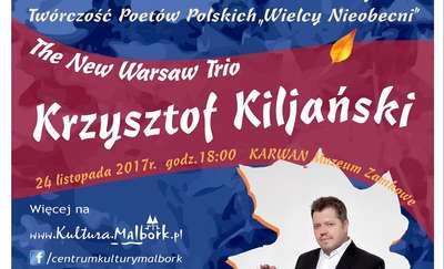 The New Warsaw Trio - Krzysztof Kiljański