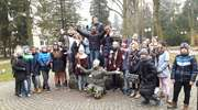 """Uczniowie """"trójki"""" na obozie językowym w Polanicy-Zdrój"""