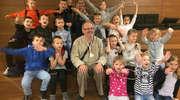 Uczniowie SP 5 odbyli podróż w czasie w Szkole Łacińskiej