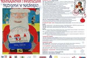 Mikołajkowa i Świąteczna Przygoda w Malborku 2017
