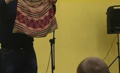 Spotkanie z misjonarzem i zbiórka mydła dla Afryki