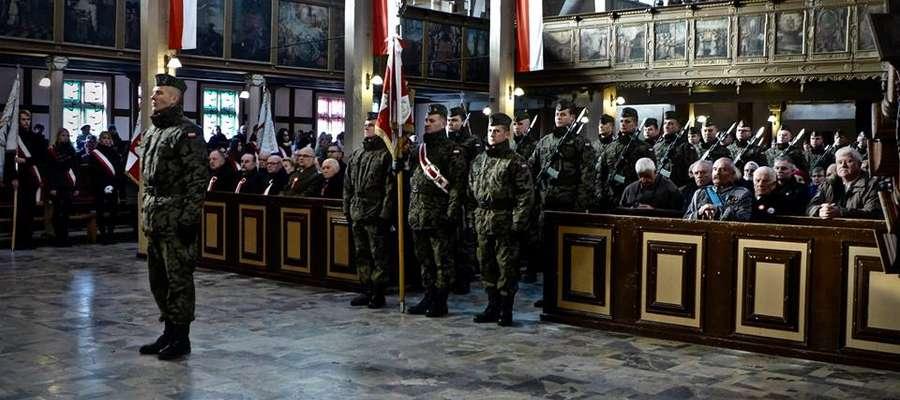 Uroczystości 99. Rocznicy Odzyskania przez Polskę Niepodległości
