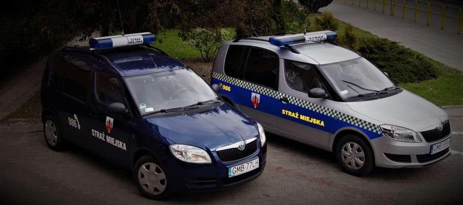 Strażniczka miejska udaremniła jazdę pijanemu kierowcy