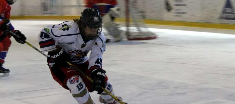 Malborczyk zadebiutował w Kadrze Narodowej w hokeju na lodzie w kategorii U16