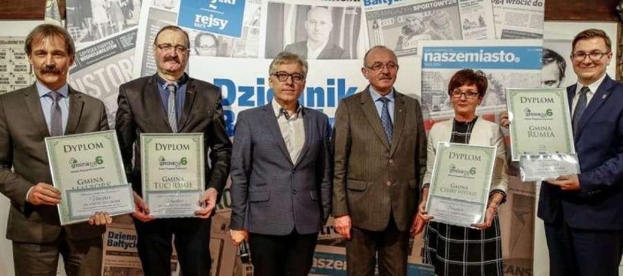 """Malbork z nagrodą w konkursie Gmina na """"6"""""""