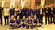 Turniej Halowej Piłki Nożnej Dziewcząt - LOTOS GRIFFIN CUP w Malborku
