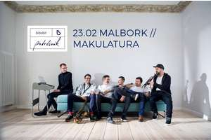 Energetyczny BIBOBIT znowu zagra w Malborku!