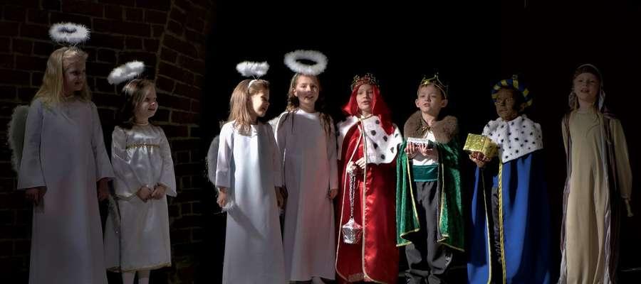 Jasełka i kolędy w ramach festiwalu Boże Narodzenie w Sztuce