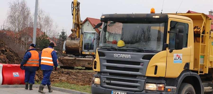 Malborski TBS rozpoczął budowę piętnastego domu wielorodzinnego