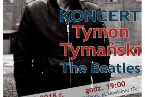 "Tymon Tymański - ""The Beatles"""