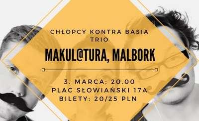 Chłopcy Kontra Basia zagrają w Malborku