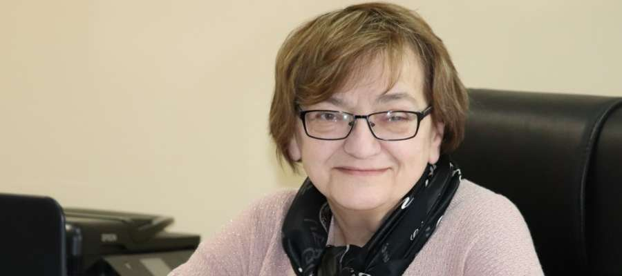 Małgorzata Ostrowska - prezes TBS Malbork