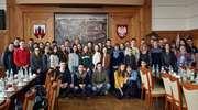 Pierwsze spotkanie młodzieży z Trok na Litwie i I LO w Malborku