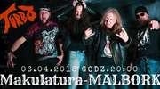 Koncert zespołu TURBO w Makul@turze
