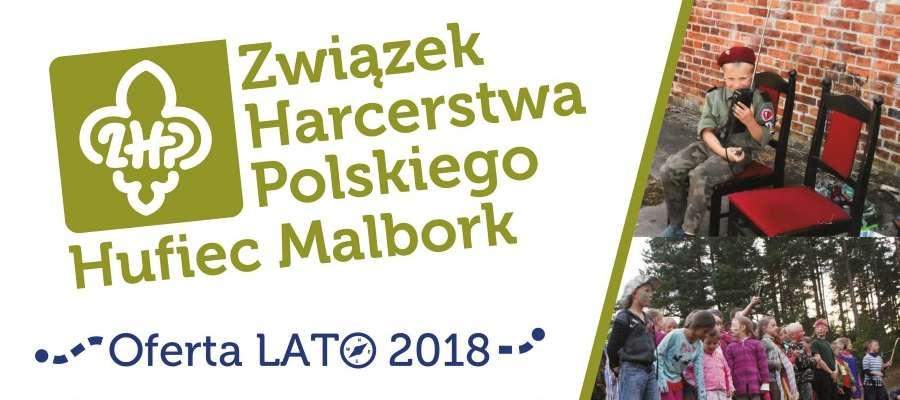 Harcerska Akcja Letnia - ZHP Malbork zaprasza!