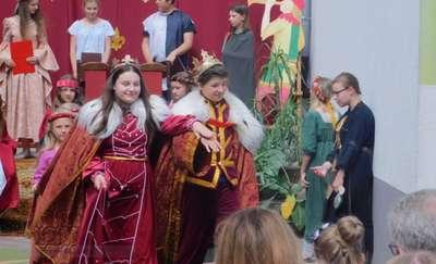 Festyn rodzinny ,,Kazimierki'' w SP 9