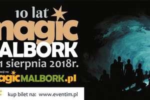 Ruszyła sprzedaż biletów na wieczorny spektakl Magic Malbork!