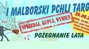 I Malborski Pchli Targ