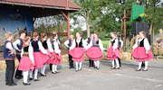 Cztery zespoły z Malborka uświetniły sobotnie dożynki w Gronowie Elbląskim