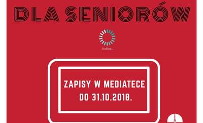 Kurs komputerowy dla seniorów w Mediatece