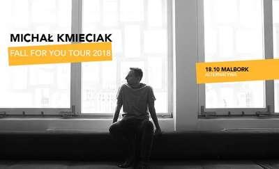 Michał Kmieciak z piękną muzyką