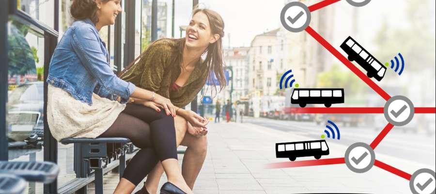 System dynamicznej informacji pasażerskiej dla MZK