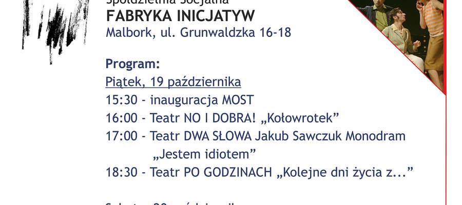 15. Malborskie Ogólnopolskie Spotkania Teatralne