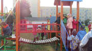 Plac zabaw przy SP nr 5 – dzień pełen radości dla przedszkolaków