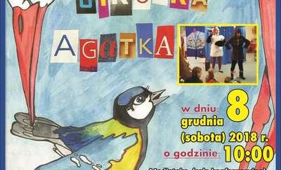 Sikorka Agatka i  świąteczne zwyczaje w Mediatece