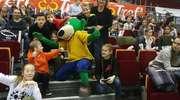 Uczniowie klas sportowych kibicowali Treflowi Gdańsk!