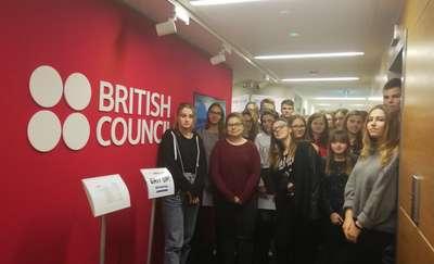 Uczniowie II LO z wizytą w stolicy