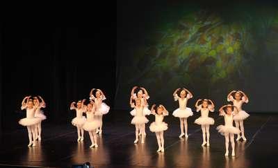 Bursztynki na VI Konkursie Sztuki Baletowej