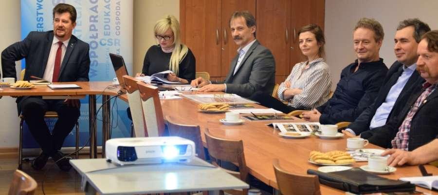 II spotkanie członków Rady Gospodarczej